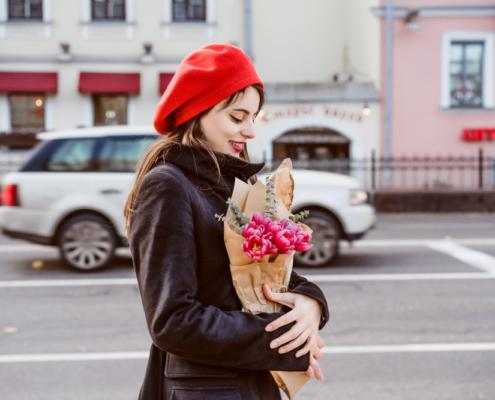 beret in France