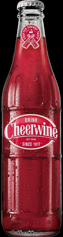 Cheerwine Soda