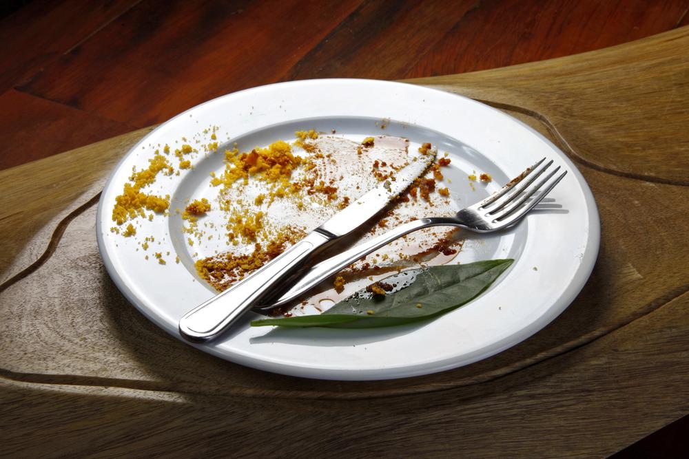 Jokari Spilling Leftovers 4